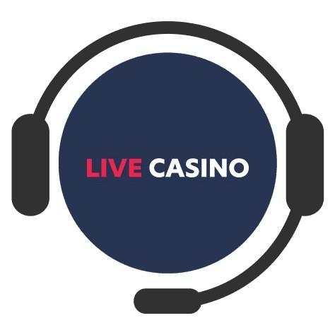LiveCasino - Support