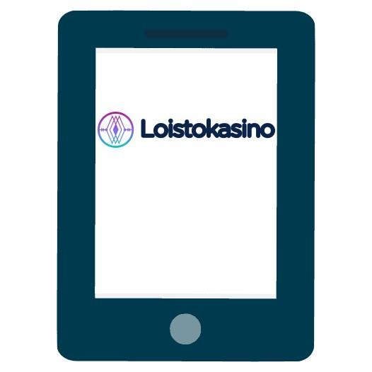 Loistokasino - Mobile friendly