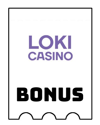 Latest bonus spins from Loki Casino