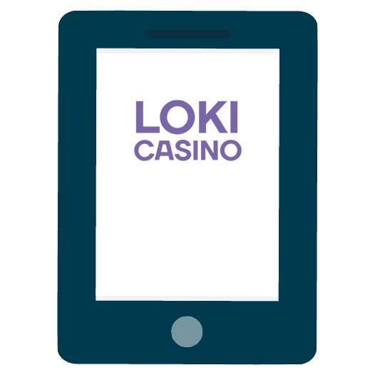 Loki Casino - Mobile friendly