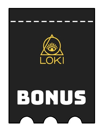 Latest bonus spins from Loki