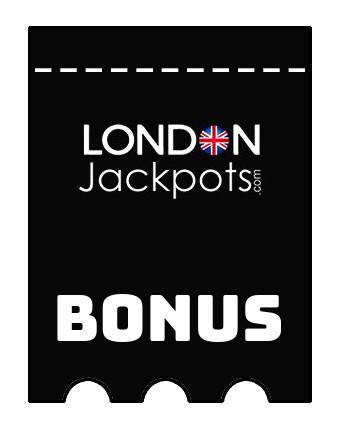 Latest bonus spins from London Jackpots Casino