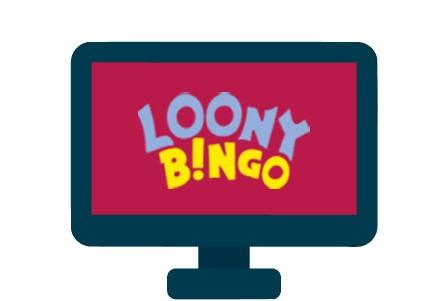 Loony Bingo - casino review