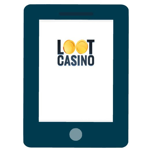 Loot Casino - Mobile friendly