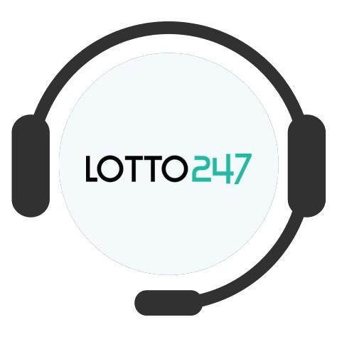 Lotto247 Casino - Support