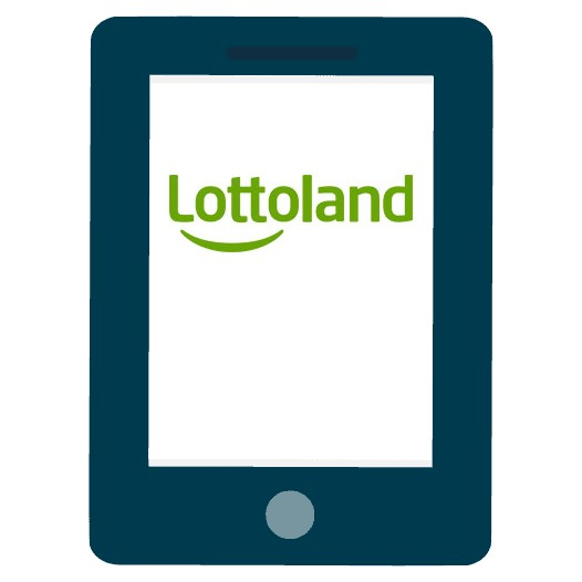Lottoland - Mobile friendly