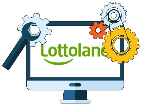 Lottoland - Software