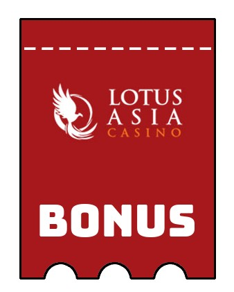 Latest bonus spins from Lotus Asia Casino