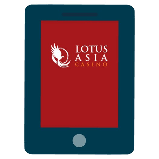 Lotus Asia Casino - Mobile friendly