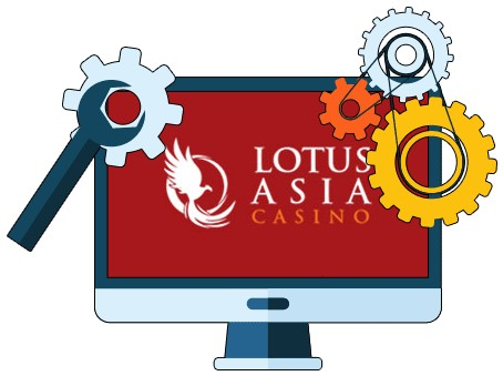 Lotus Asia Casino - Software