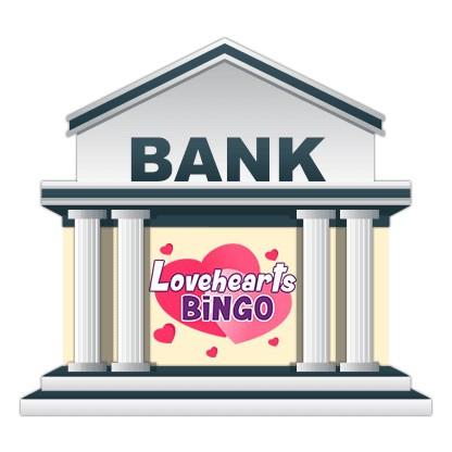 Love Hearts Bingo - Banking casino