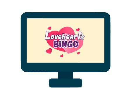 Love Hearts Bingo - casino review
