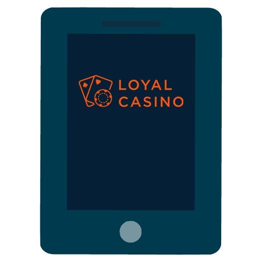 Loyal Casino - Mobile friendly