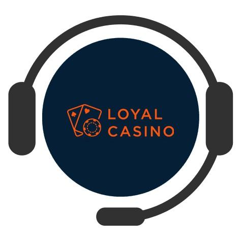 Loyal Casino - Support