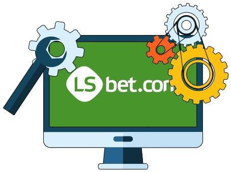 LSbet Casino - Software
