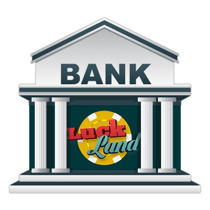 LuckLand - Banking casino