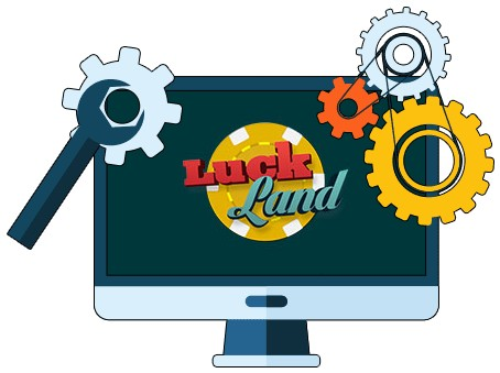 LuckLand - Software
