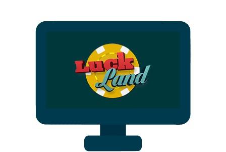 LuckLand - casino review