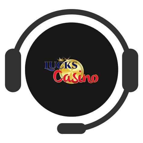 Lucks Casino - Support