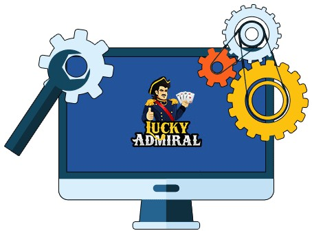 Lucky Admiral - Software