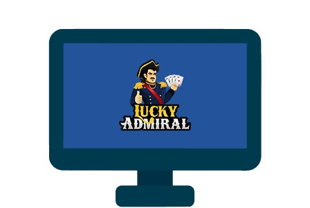 Lucky Admiral - casino review