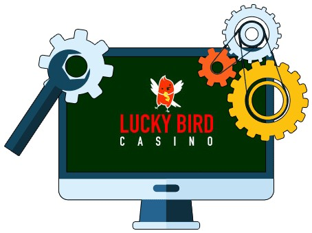 Lucky Bird Casino - Software