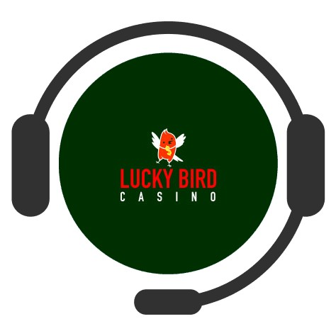 Lucky Bird Casino - Support