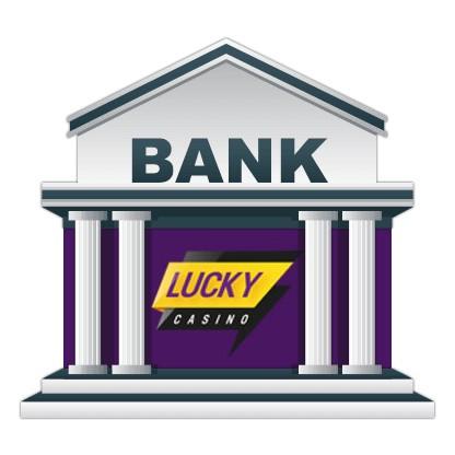 Lucky Casino - Banking casino