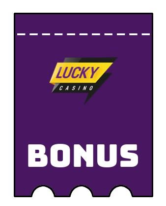 Latest bonus spins from Lucky Casino