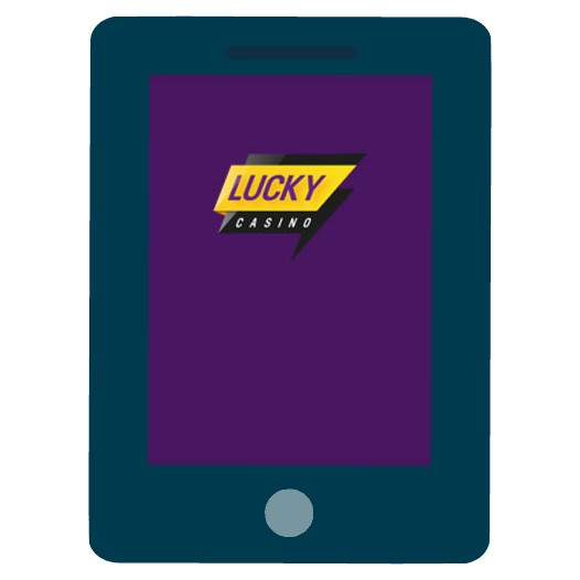 Lucky Casino - Mobile friendly