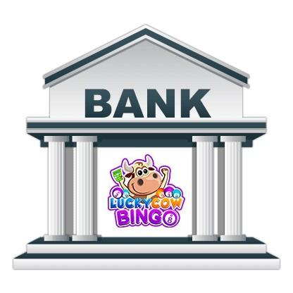 Lucky Cow Bingo - Banking casino