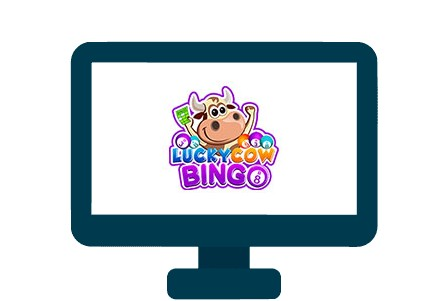Lucky Cow Bingo - casino review