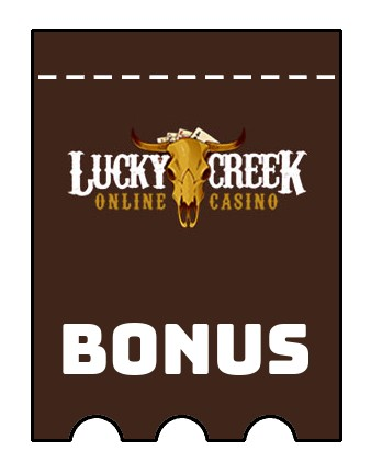 Latest bonus spins from Lucky Creek Casino