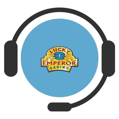 Lucky Emperor Casino - Support