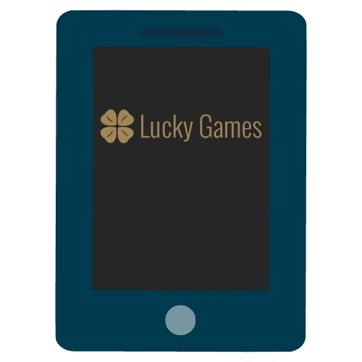 Lucky Games - Mobile friendly