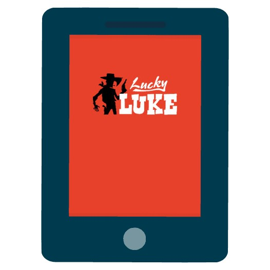 Lucky Luke - Mobile friendly