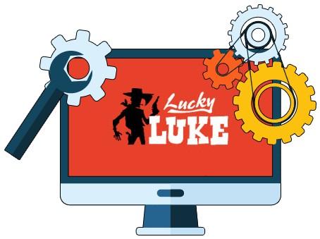 Lucky Luke - Software