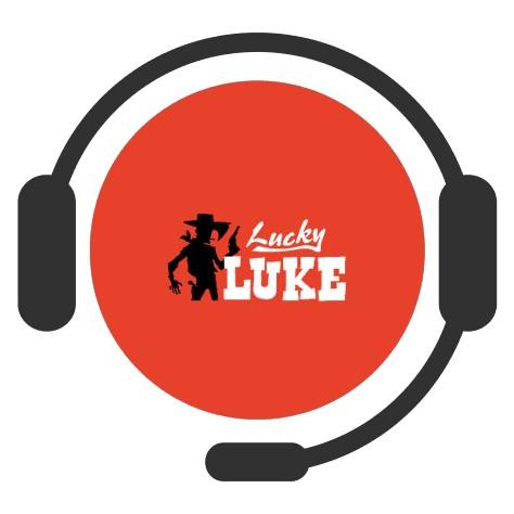 Lucky Luke - Support