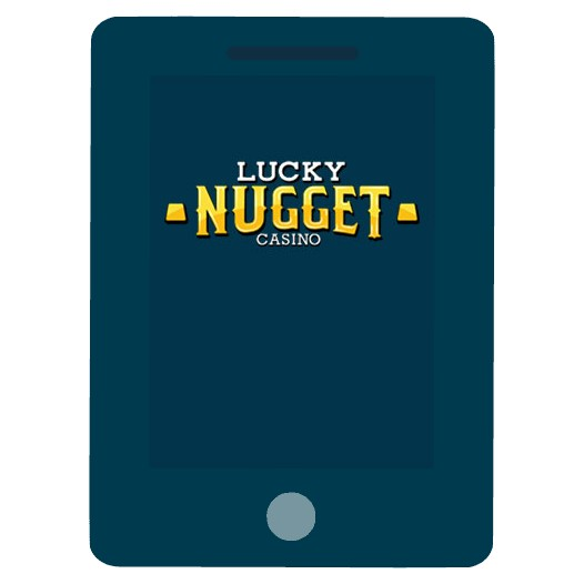 Lucky Nugget Casino - Mobile friendly