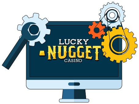 Lucky Nugget Casino - Software