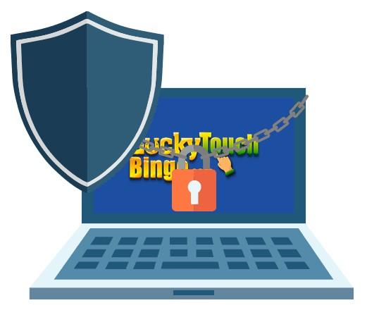Lucky Touch Bingo - Secure casino