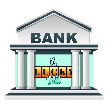 LuckyHit - Banking casino