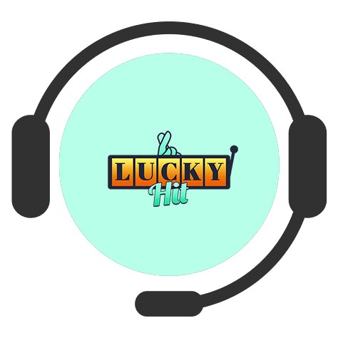 LuckyHit - Support