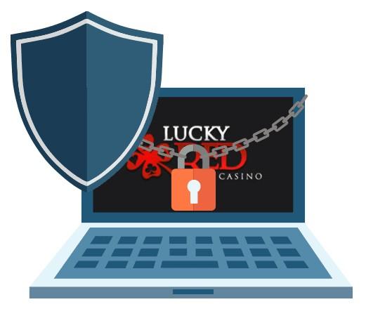 LuckyRed Casino - Secure casino