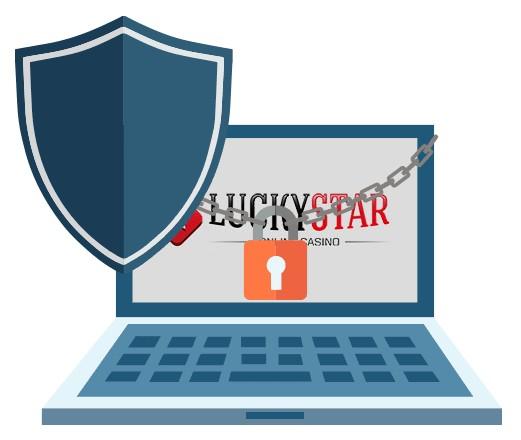 LuckyStar Casino - Secure casino