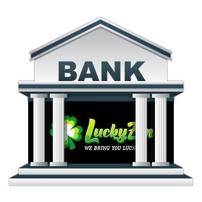 LuckyZon - Banking casino