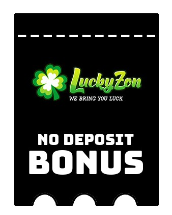 LuckyZon - no deposit bonus CR