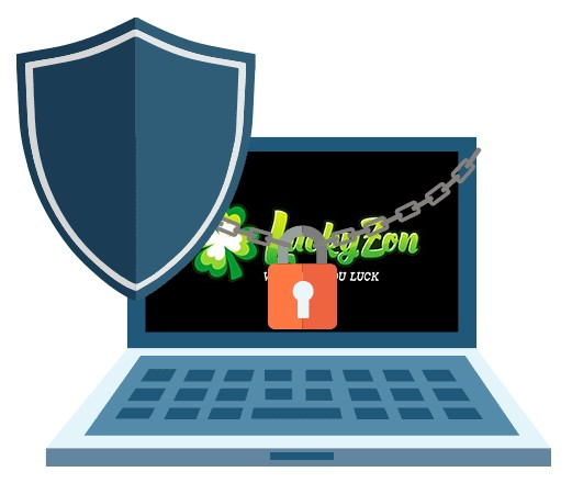 LuckyZon - Secure casino