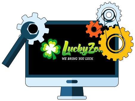 LuckyZon - Software