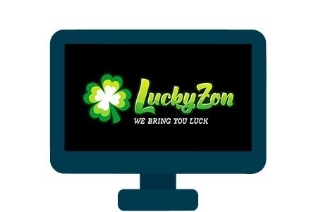 LuckyZon - casino review